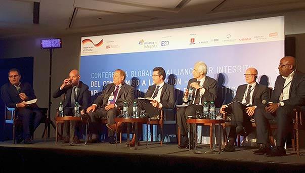 El Grupo Sancor Seguros participó de la Conferencia Global Alliance for Integrity