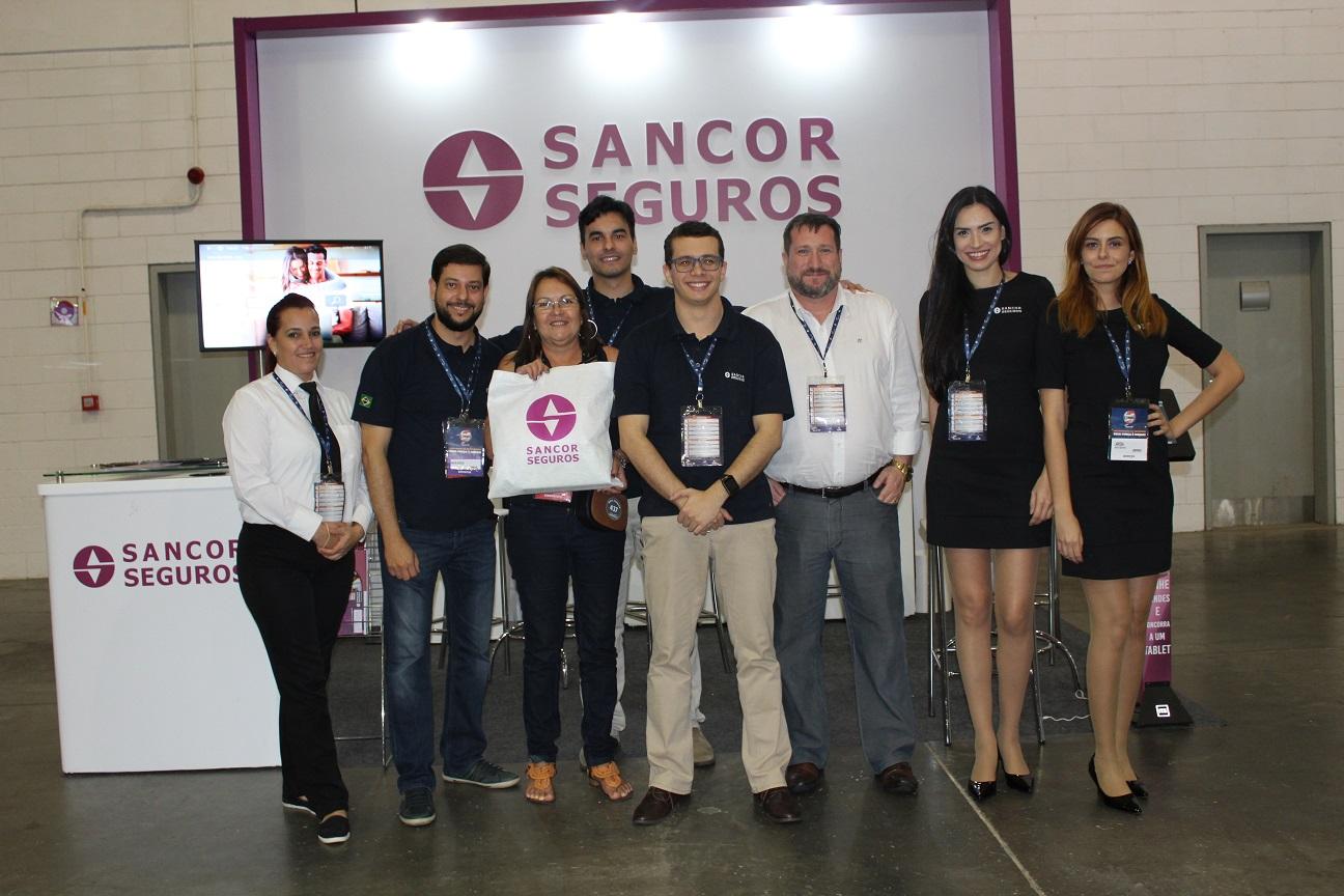 Equipe e Convidados da Sancor Seguros