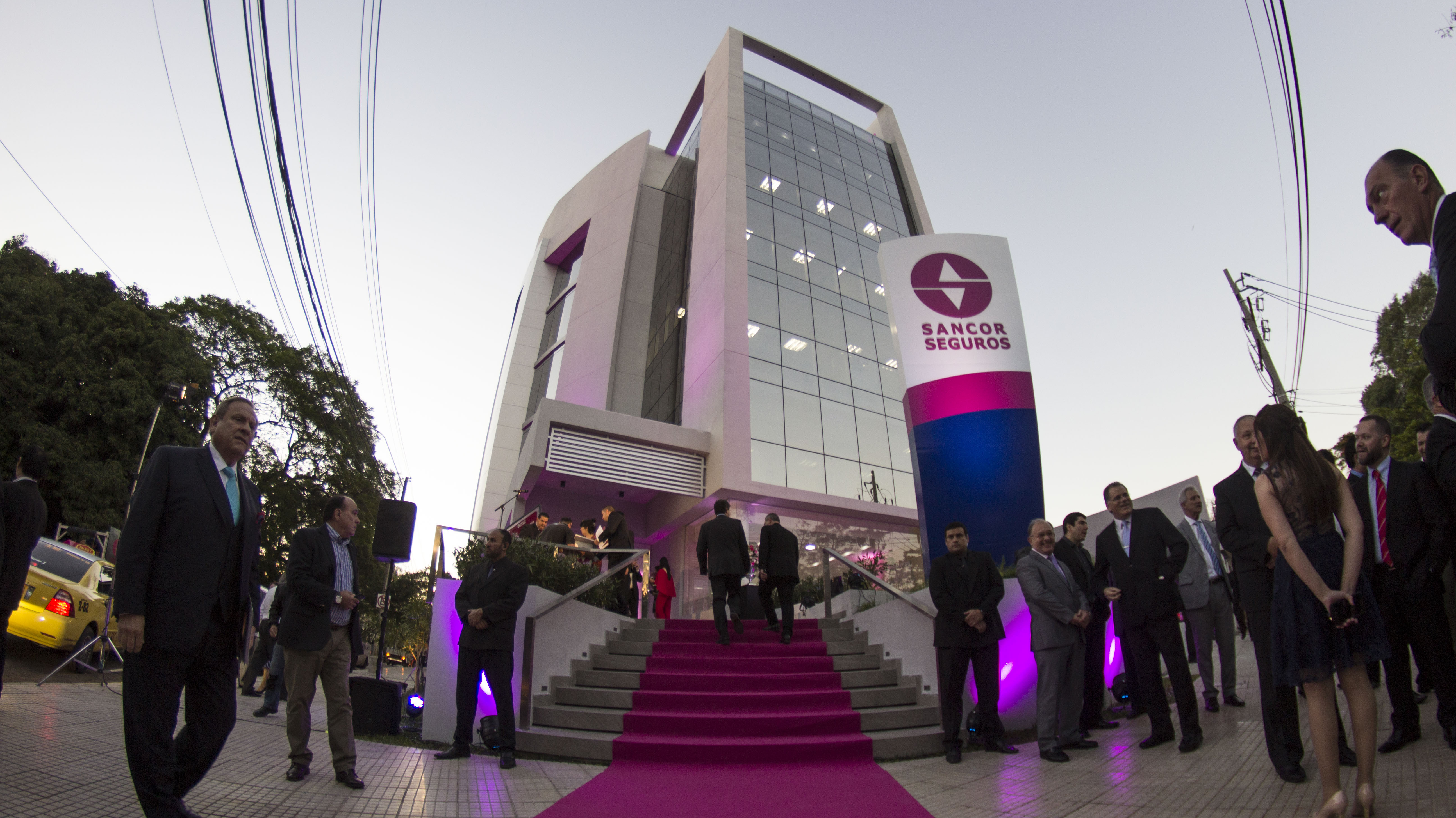 Nuestra nueva Sede Central en Asunción