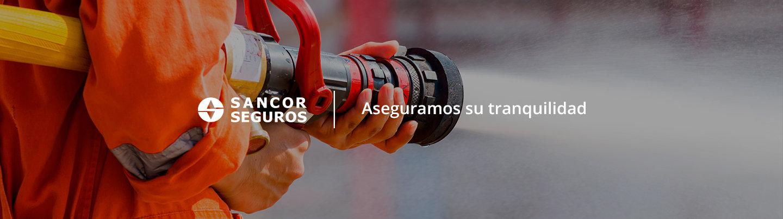 <strong>SUS BIENES A SALVO</strong><br>Completa protección contra riesgo de incendio, para que nada dañe su patrimonio.